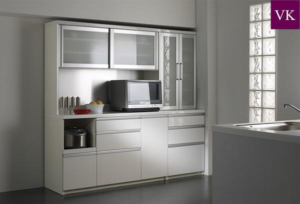 パモウナ食器棚IK/VKシリーズの選び方と特徴